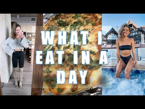 What I Eat In A Day | HEALTHY Meals | Staying Lean thumbnail