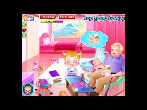 Бесплатные игры онлайн  Baby Hazel Valentines Day  Малышка Хейзел День святого Валентина, игра для д