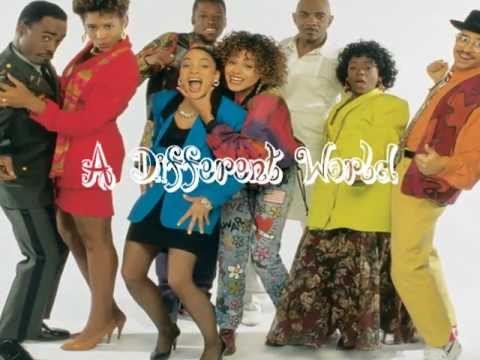 A Different World - Then & Now