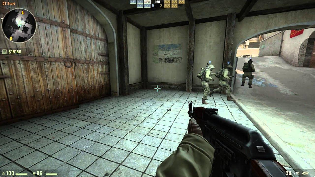Скачать игру Counter Strike Ps