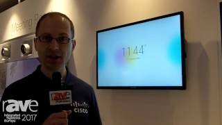 ise 2017 cisco shows in room control with easy integrator two way and external hdmi switch control