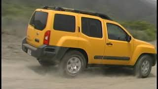 2005 Nissan Xterra Sport Truck Connection Archive road tests