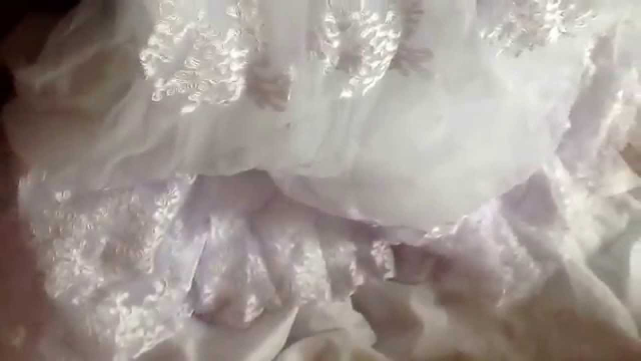 Dhgate Wedding Dress Review Youtube