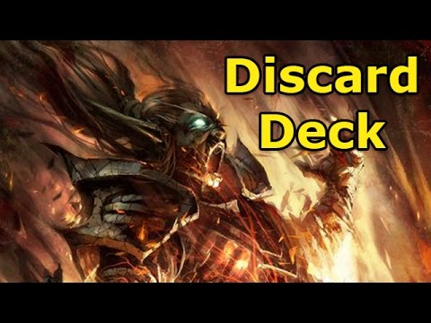 Hearthstone Fun Decks: Discard Deck