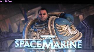 PC Ati HD 3870 1440x900 High Space Marine 40k Gameplay FPS Counter