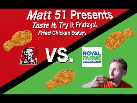 KFC vs ROYAL FARMS