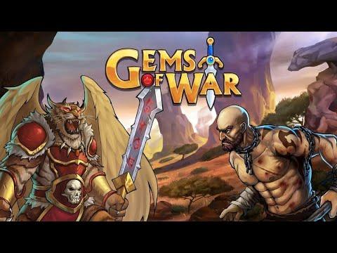 Gems of War - E12 teams (EP55) - Tony Tiger Strikes Again!  