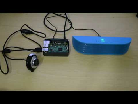 How To Use Webcam as Microphone For Raspberry Pi
