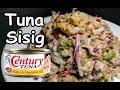 Quick Tuna Sisig Recipe   Century Tuna Sisig   Sizzling Tuna w/ Expenses Computation  