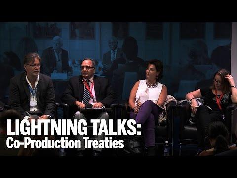 LIGHTNING TALKS: Co-Production Treaties | TIFF Industry 2014