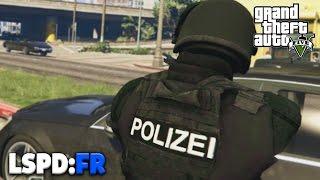 GTA 5 LSPD:FR - Zoll auf der Autobahn! - Deutsch - Polizei
