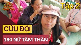 Cứu đói 180 nữ Tâm Thần ở Đà Lạt xem vừa KHÓC vừa CƯỜI rơi nước mắt