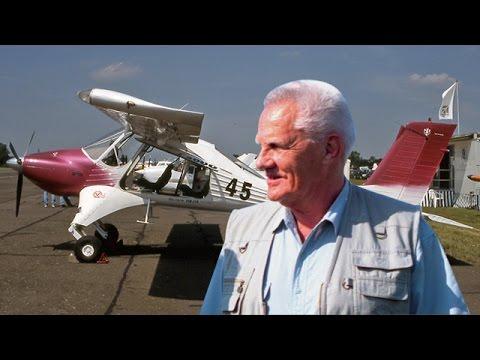 Amazing Wilga's pilot