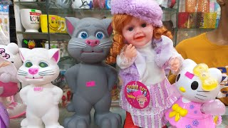 Baby Toys Review | Tolking tom  Price | Anabella price | Famous toys Shop | doll Toys shop| My Tom