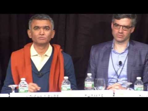 Panel Discussion on Agriculture in India in India Conference 2017 at Harvard
