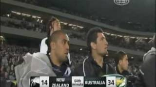 A little bit of Benji Marshall Magic - Four Nations 2010