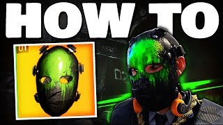 HOW TO GET THE GHOUL MASK - The Division 2
