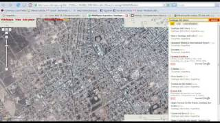 Interactuando con wikimapia, second life, foto log