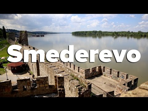 The Medieval Fortress of Smederevo, Serbia