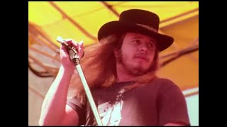 Lynyrd Skynyrd Day On The Green 07 02 77 Oakland Coliseum Stadium Official