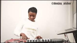 DJ Aisha vs DJ singorita nani mkari
