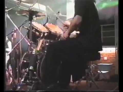 Timo Häkkinen Drum Cam - Funeris Nocturnum Live At Kasisali, Lahti, 2002-03-08