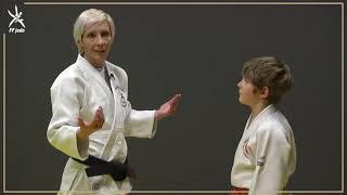 Judo parents/enfants 5-8 ans #2 avec Virginie et Gabriel