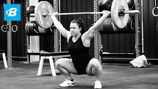 Australian CrossFit Champion Kara Saunders on ATP Science