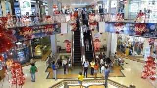 Crescat Mall, Colombo, Sri Lanka (attached to the Cinnamon Grand complex)