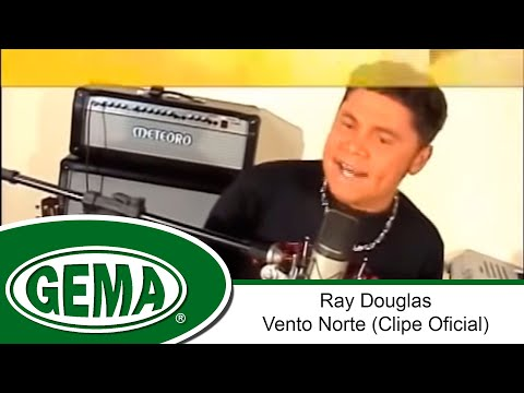 Ray Douglas - Vento Norte (Clipe Oficial)