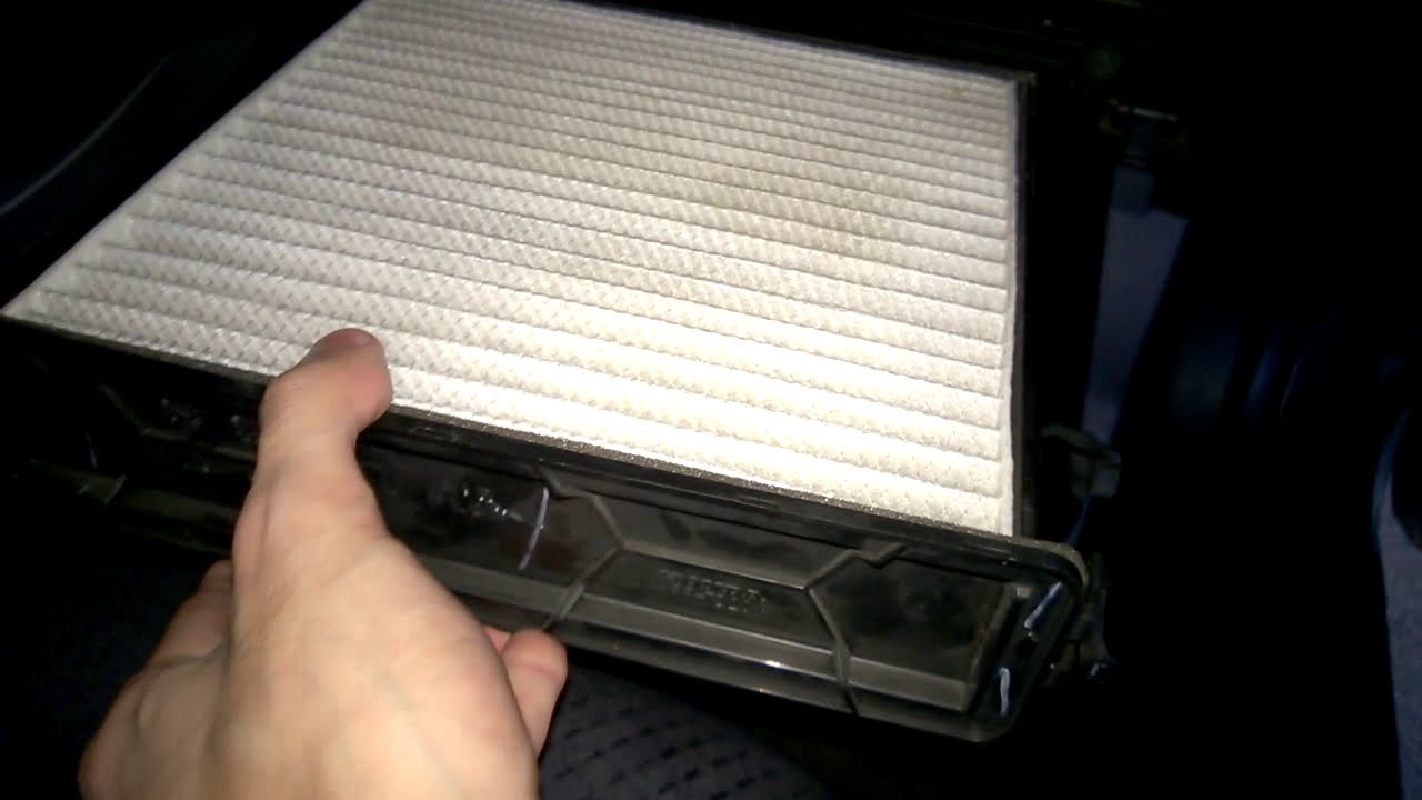 How To Replace The Cabin Filter Of Honda City 2009 2013 Youtube Motor Blower All New Jazz Rs Ori