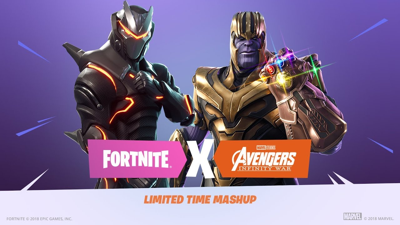Infinity Gauntlet Limited Time Mashup | PLAY NOW