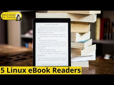 5 Linux EBook Readers Examined