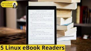 5 Linux eBook Readers Examined