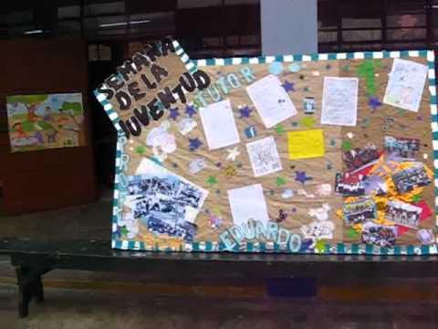 Nuestro periodico mural youtube for El mural de bonampak