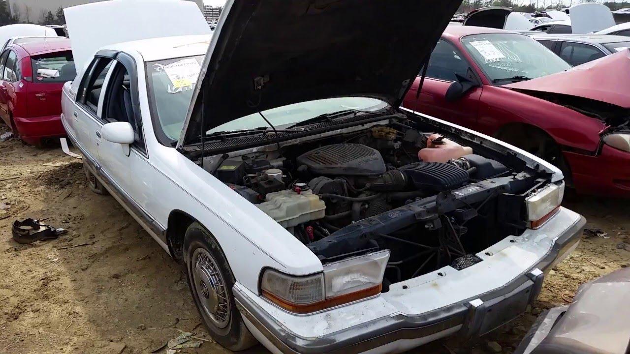 1994 Buick Roadmaster Sedan At Pick A Part Junkyard In Fredericksburg Va You