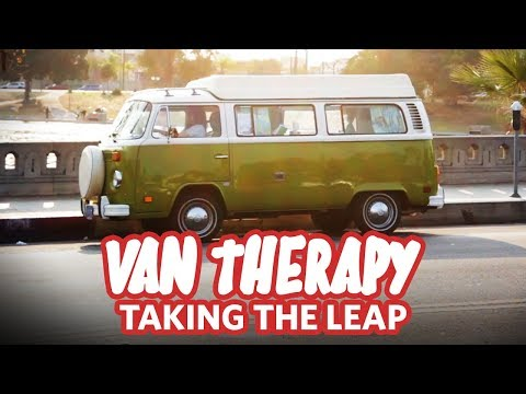 Taking The Leap  Van Therapy