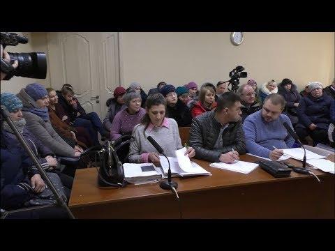 Липковатівський аграрний коледж. Судове засідання 25.01.19