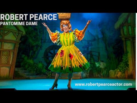 Pantomime Dame Opening Spot - Dame Trott