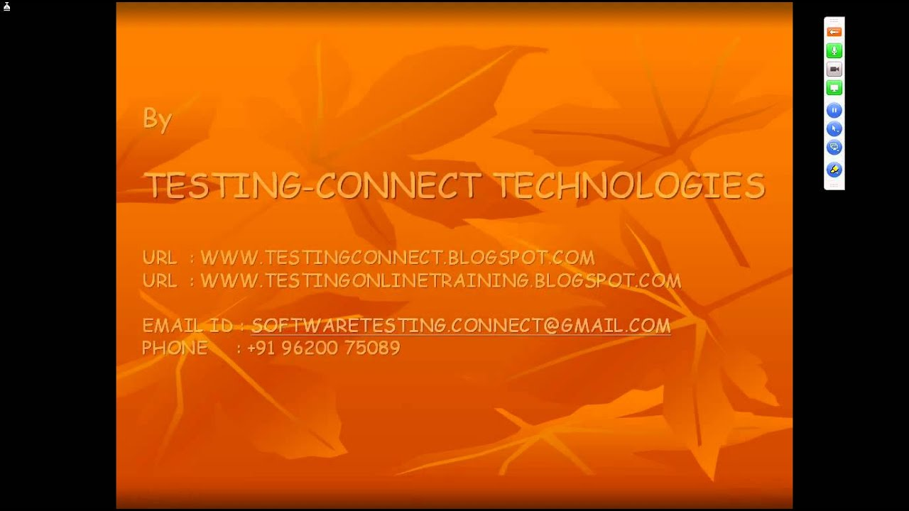 Qtp testing tutorial automation testing types of automation tools qtp testing tutorial automation testing types of automation tools baditri Gallery