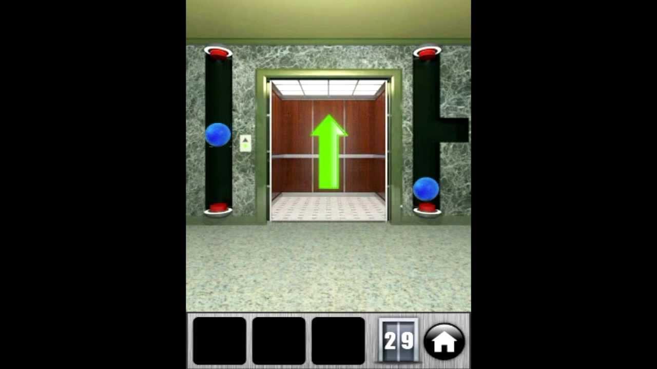 100 Doors Runaway Level 29 Walkthrough Youtube