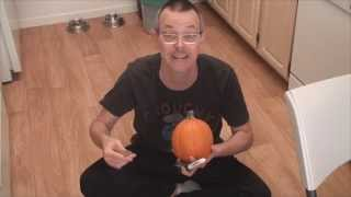 Pumpkin Carving with Coach Shane
