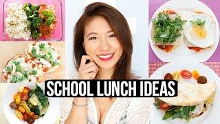 Healthy Lunch Ideas For School + Work | My Diet