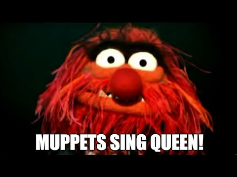 The Muppets Sing Queen - Bohemian Rhapsody / We Will Rock You