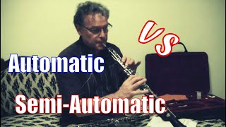 Oboe Systems: Semi-Automatic VS Full Automatic - Joost Flach