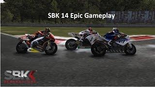 SBK 14 ios gameplay iphone/ipad