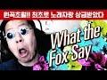 원곡보다 더 잘부른 레전드 Ylvis The Fox What Does The Fox Say mp3