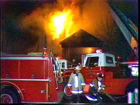 Prospect St. Cambridge, MA  fire 12/16/1982 02:00 hrs
