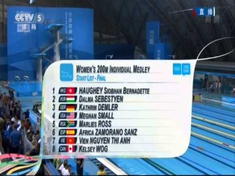 YOG 2014 Nanjing Swimming