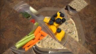 Idée lunch facile, rapide et santé - 2